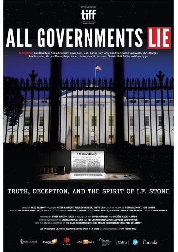 Weekend z Millennium Docs Against Gravity: Wszystkie rządy kłamią