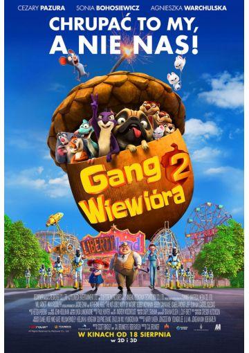 Gang Wiewióra 2/2D