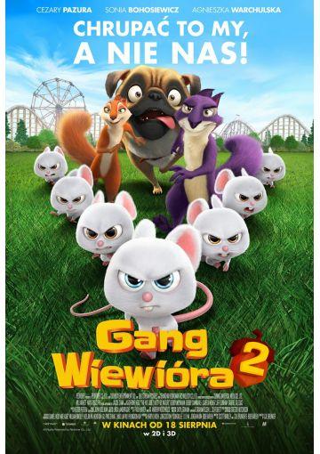 Gang Wiewióra 2/3D