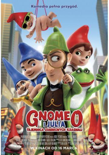 Gnomeo i Julia. Tajemnica zaginionych krasnali 2d