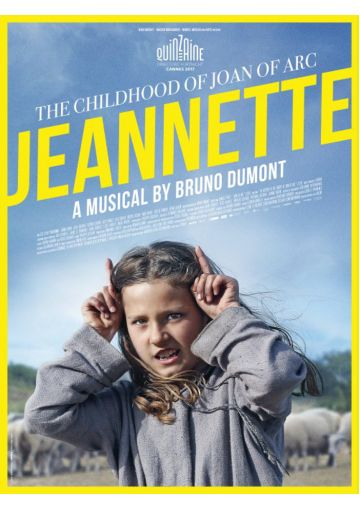 Jeannette. Dzieciństwo Joanny d'Arc