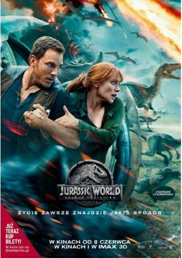 Jurassic World: Upadłe królestwo 3D dubbing