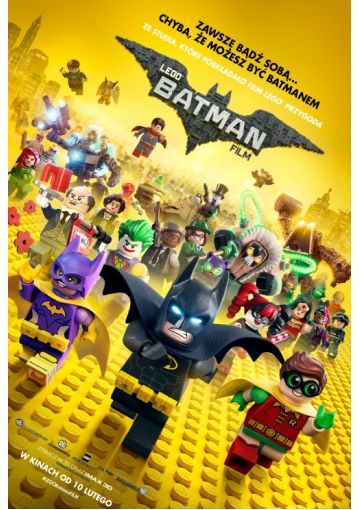 Lego Batman: Film 2D