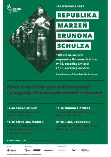 Republika marzeń Brunona Schulza