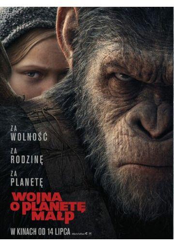 Wojna o planetę małp 2D